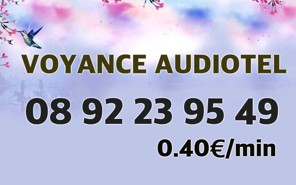 Numéro voyance audiotel
